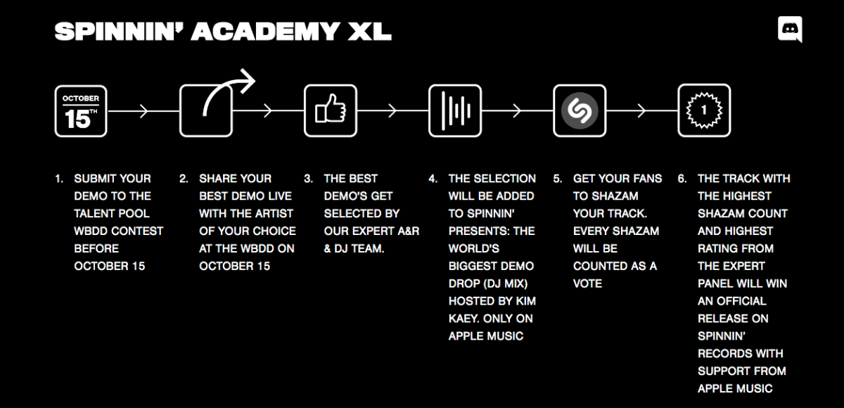 Spinnin' Records' Spinnin' Academy XL Screenshot