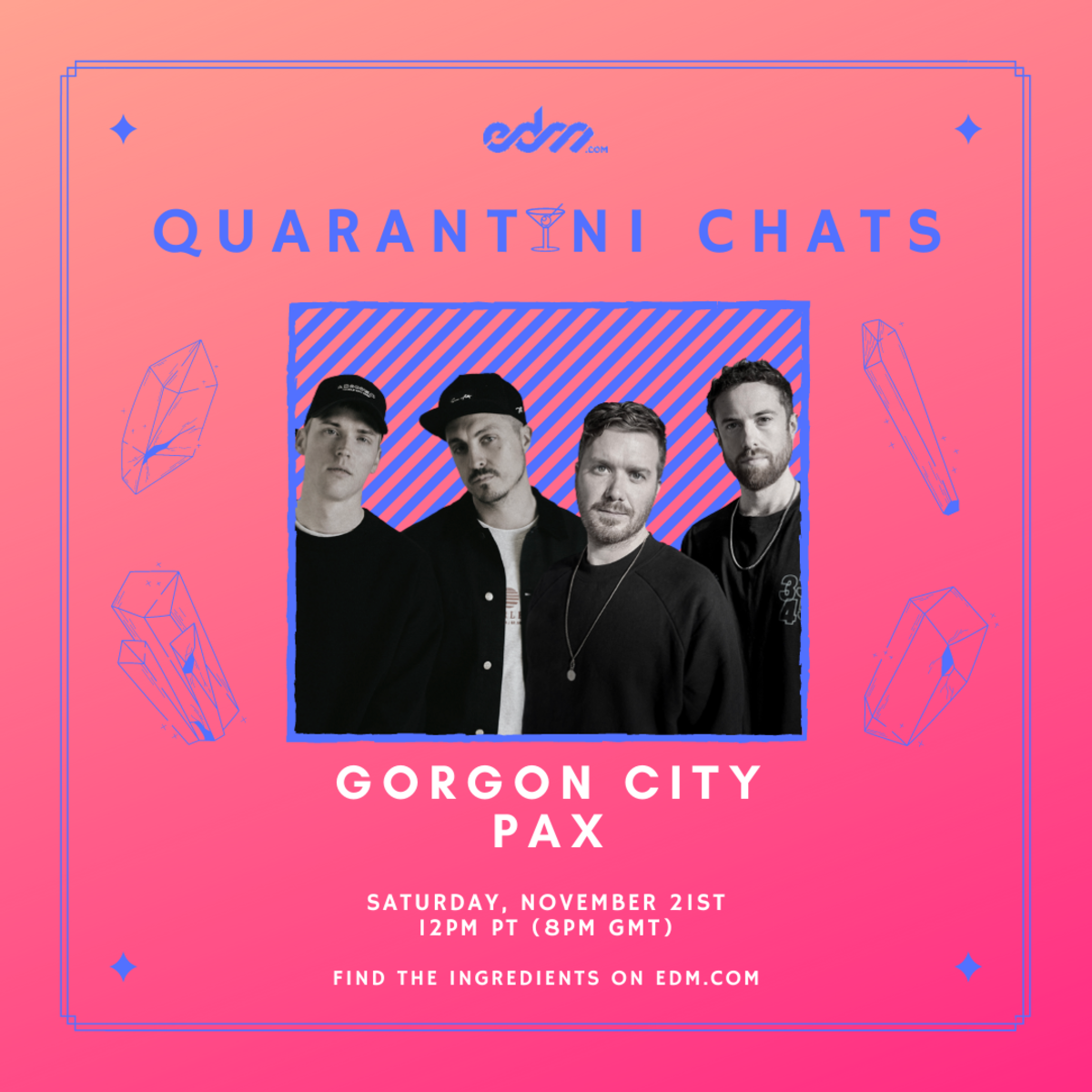 Gorgon_PAX Quarantini