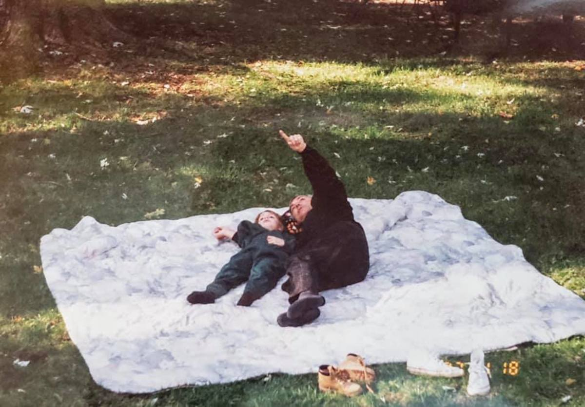 Marc and Gilbert Rebillet.