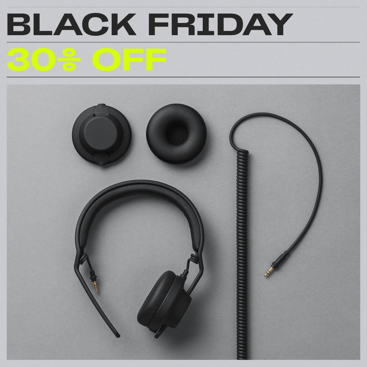 AIAIAI Black Friday