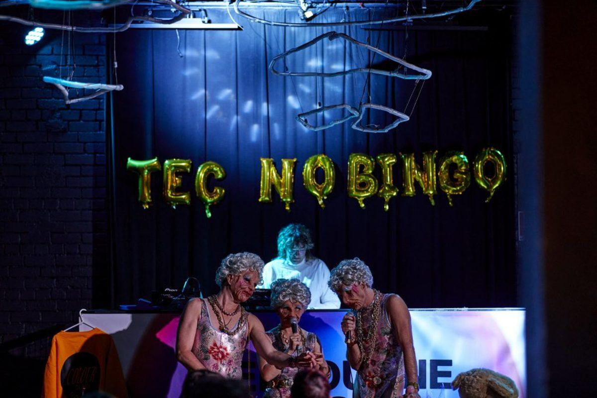 Techno Bingo