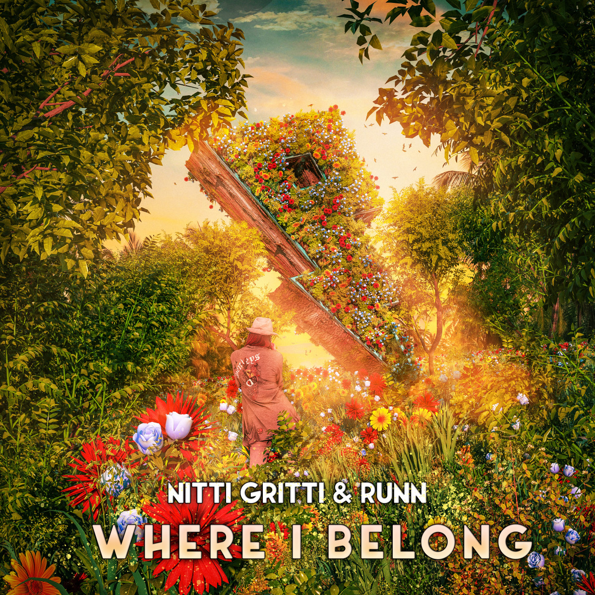 Nitti Gritti - Where I Belong ARTWORK
