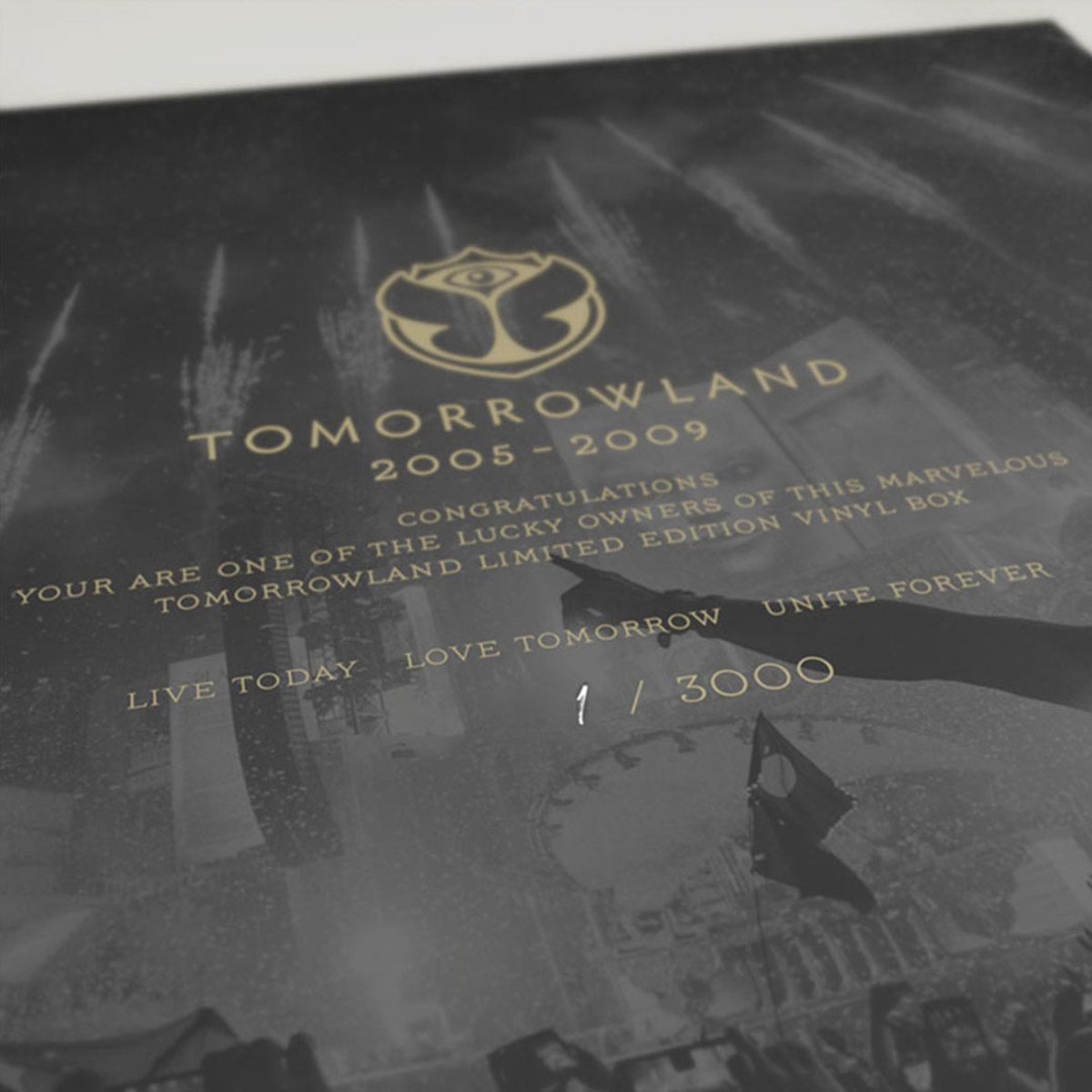 Tomorrowland Vinyl