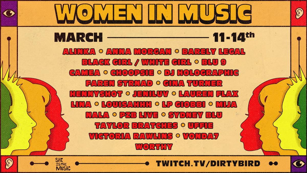 Women in Music - Lineup - 1080 TV - v1