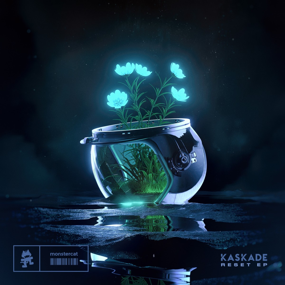 Kaskade - Reset EP (Art)