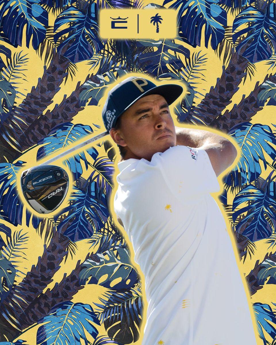 Kygo Puma Golf Rickie Fowler