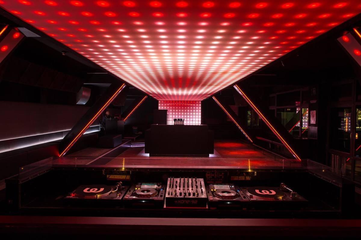 Watergate nightclub in Wankelmut's hometown of Berlin.