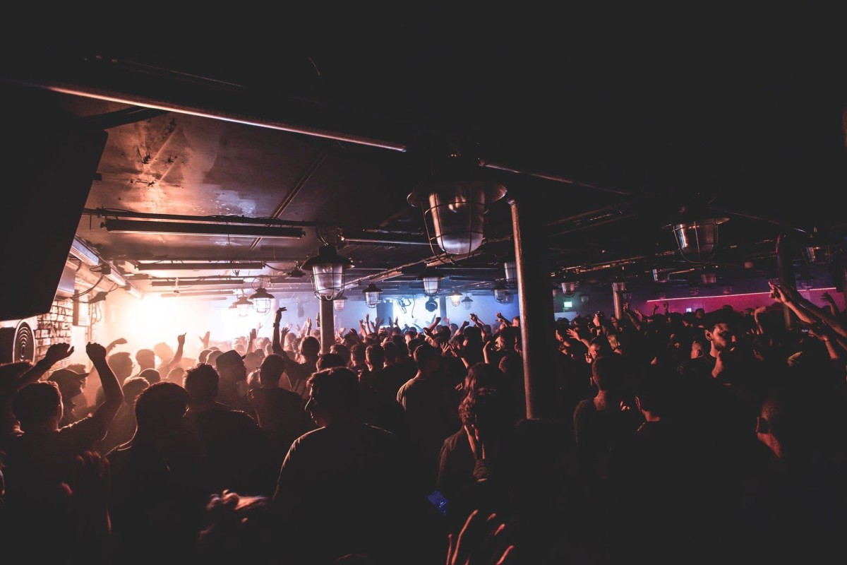 Legendary London clubbing destination The Egg, prior to its temporary closure due to the impact of COVID-19.