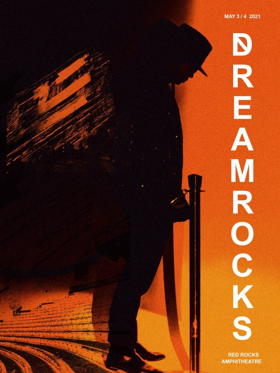 """ZHU will return to Colorado's Red Rocks Amphitheatre for a two-night """"DREAMROCKS"""" run in May 2021."""