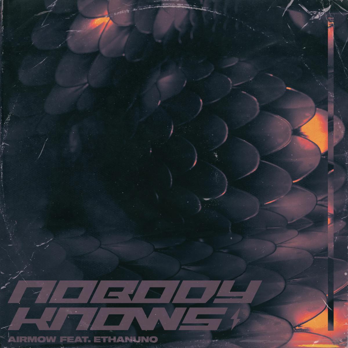 Airmow - Nobody Knows (Album Artwork)