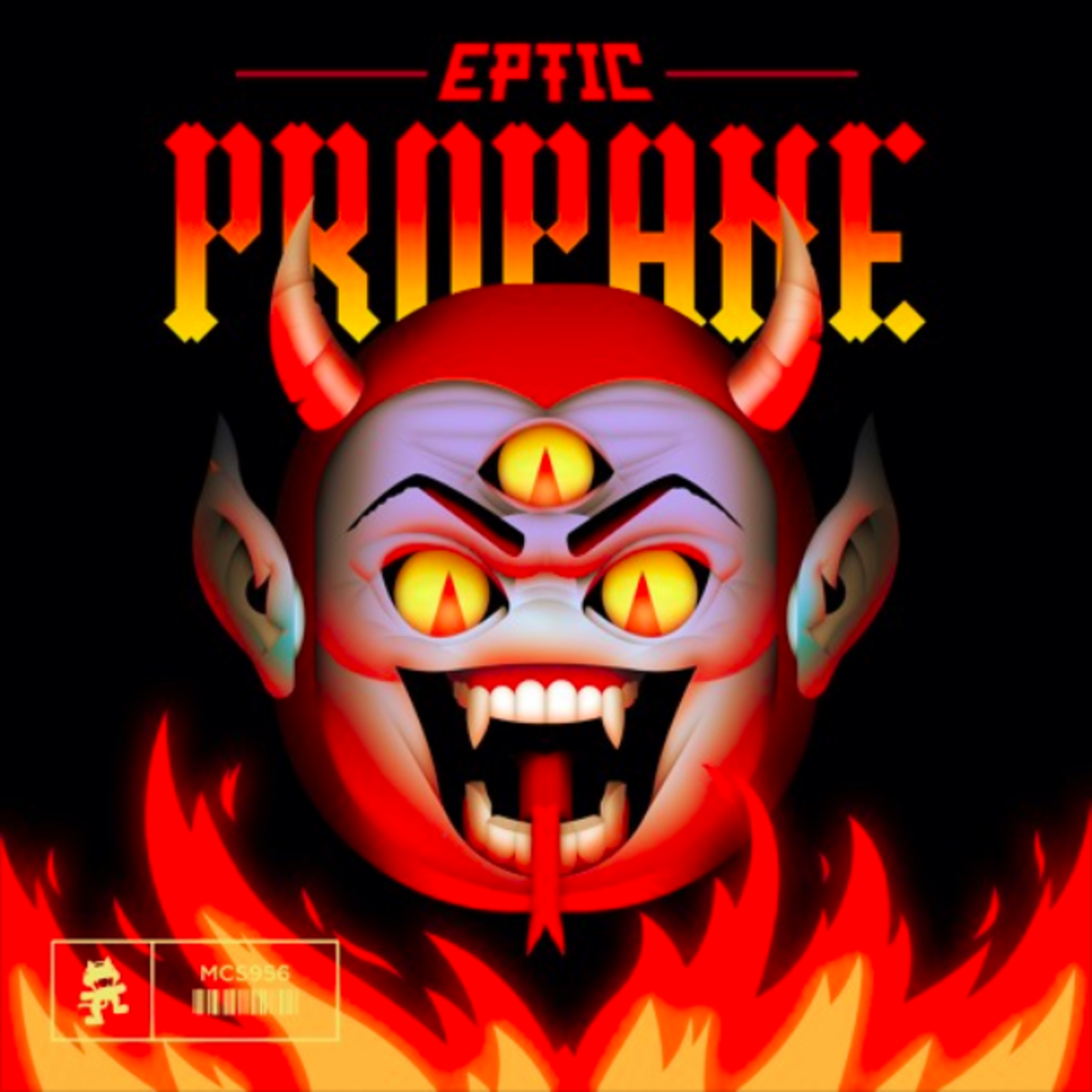 "Artwork for ""Propane"" by Eptic."