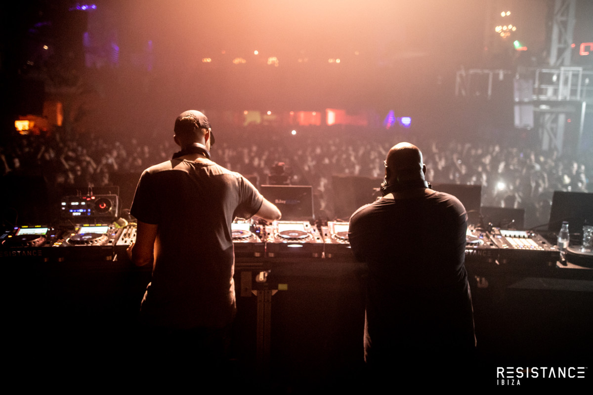 Carl Cox and Adam Beyer Lead the 2020 RESISTANCE Ibiza Residency