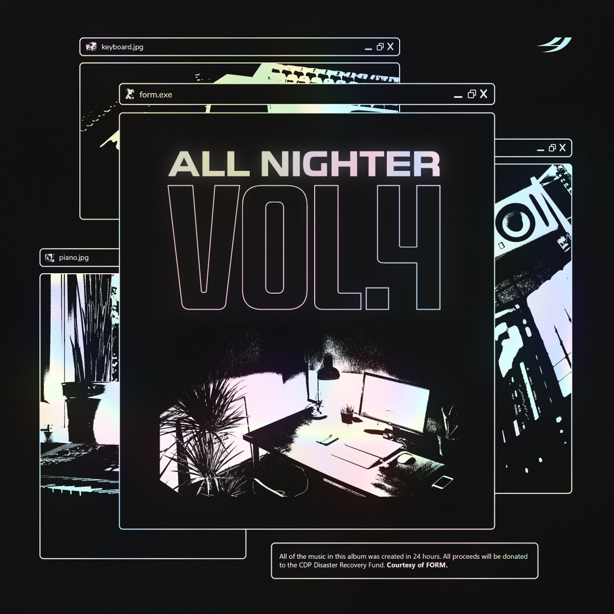 all nighter cover art