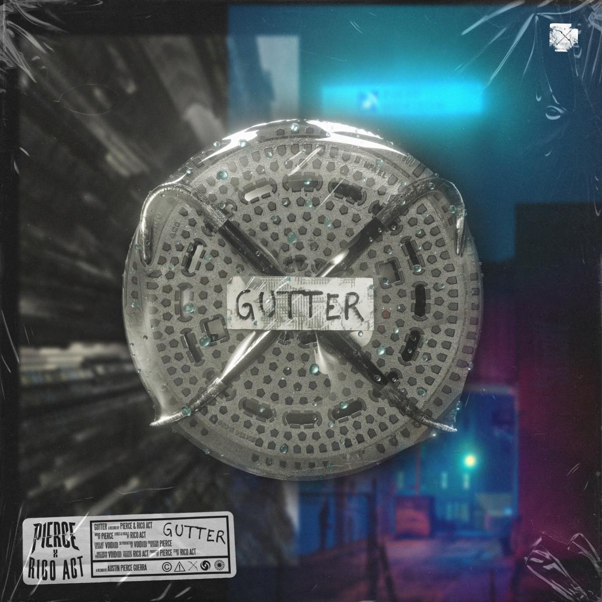PIERCE x Rico Act - GUTTER Artwork (1)