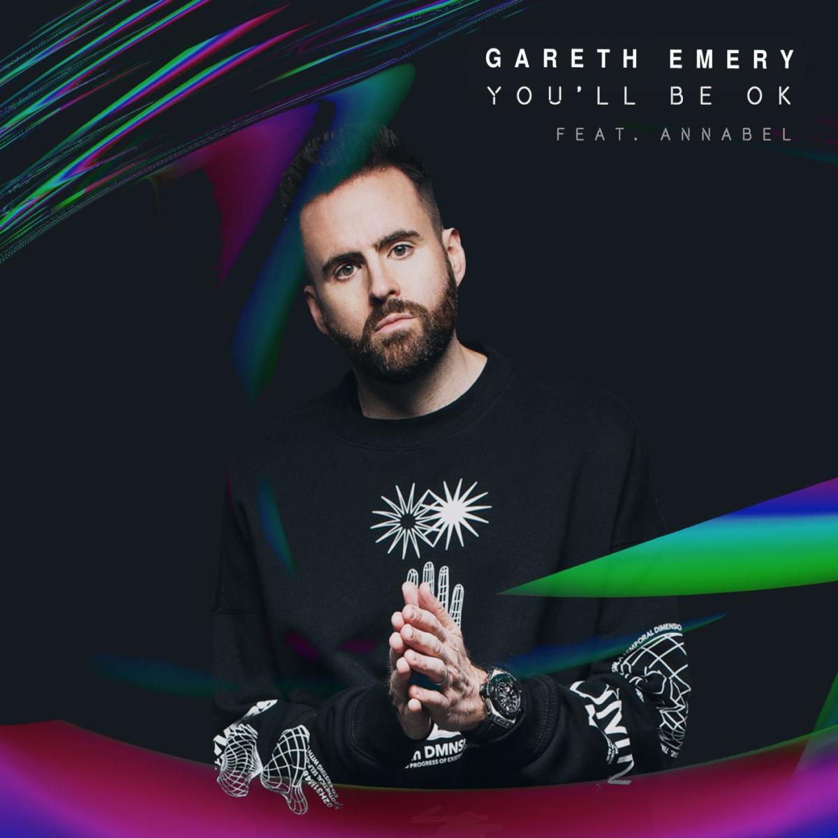 Gareth Emery - You'll Be OK (ALBUM ARTWORK)
