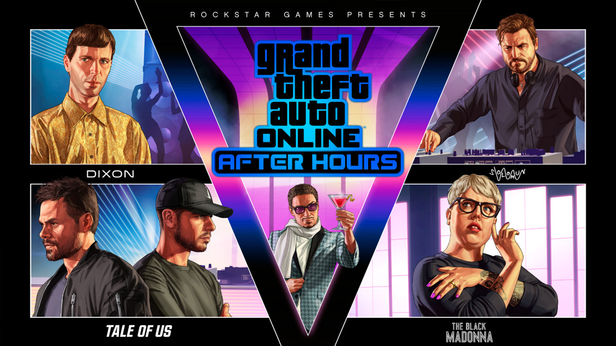 grand theft auto v online after hours promo
