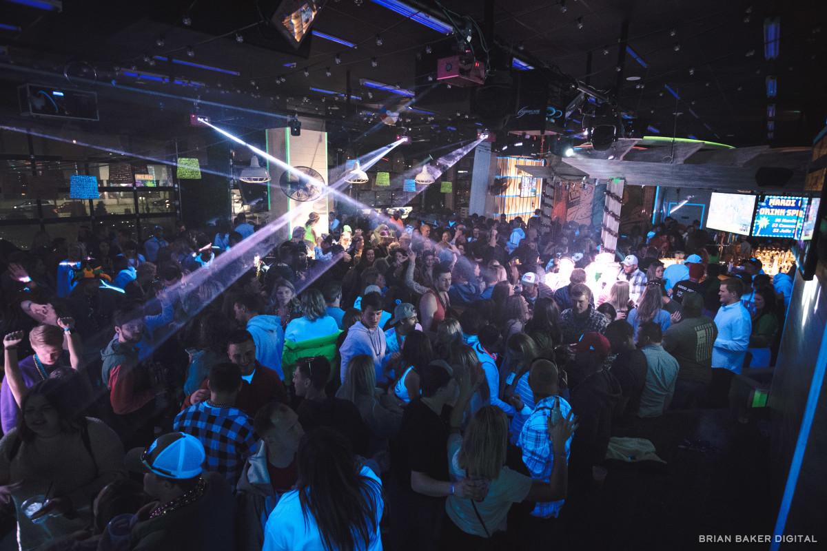 full nightclub