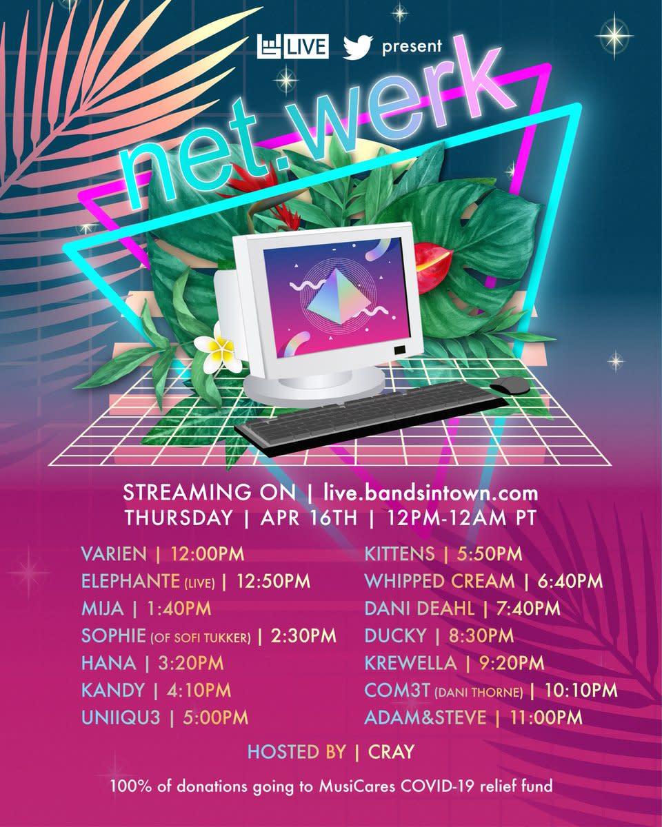 Net.Werk Live Stream