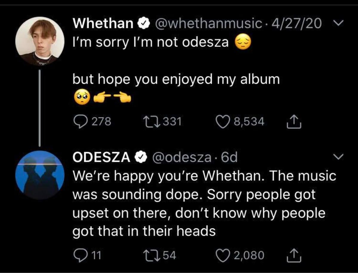 Whethan ODESZA