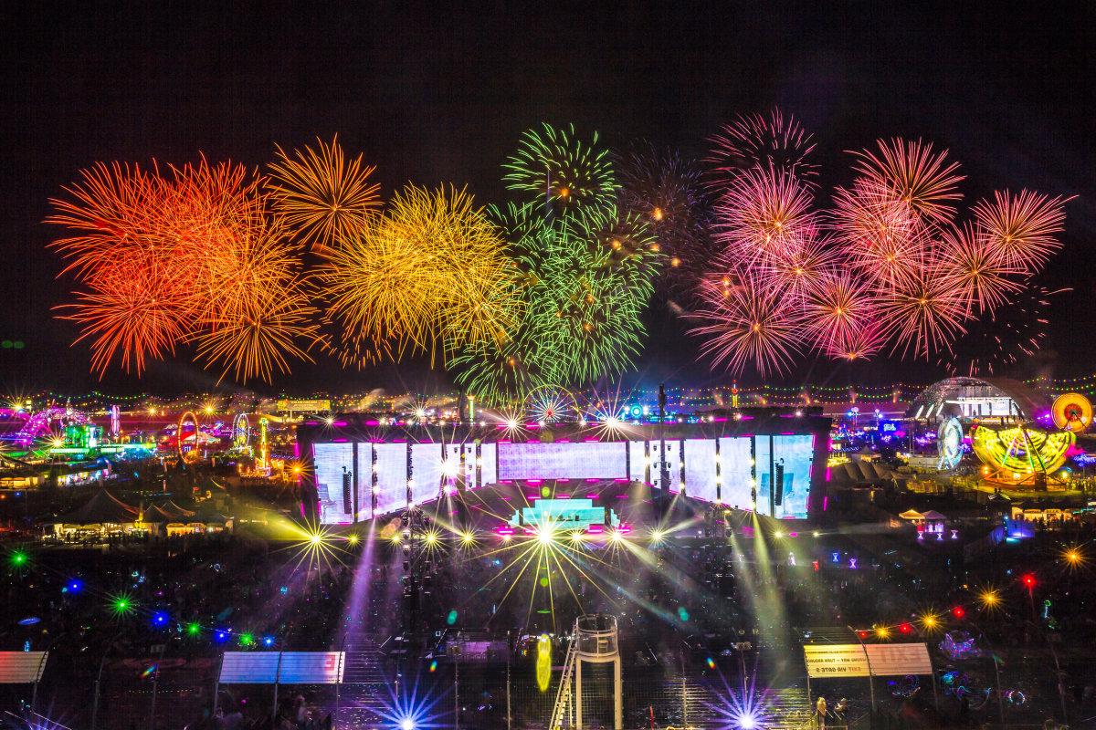 EDC Vegas