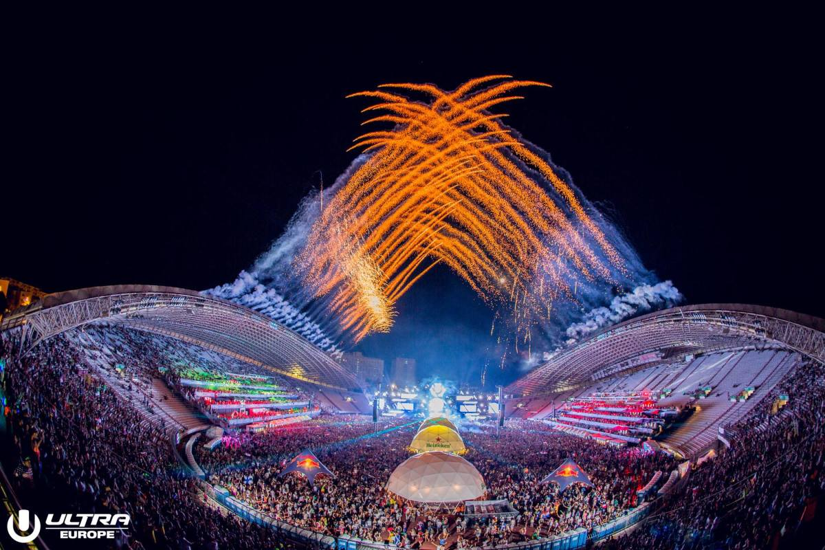 Ultra Europe 2020 Officially Postponed