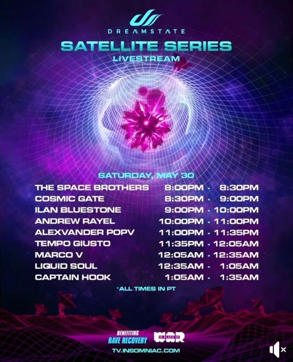 Dreamstate-Satellite-Series-Livestream-Schedule