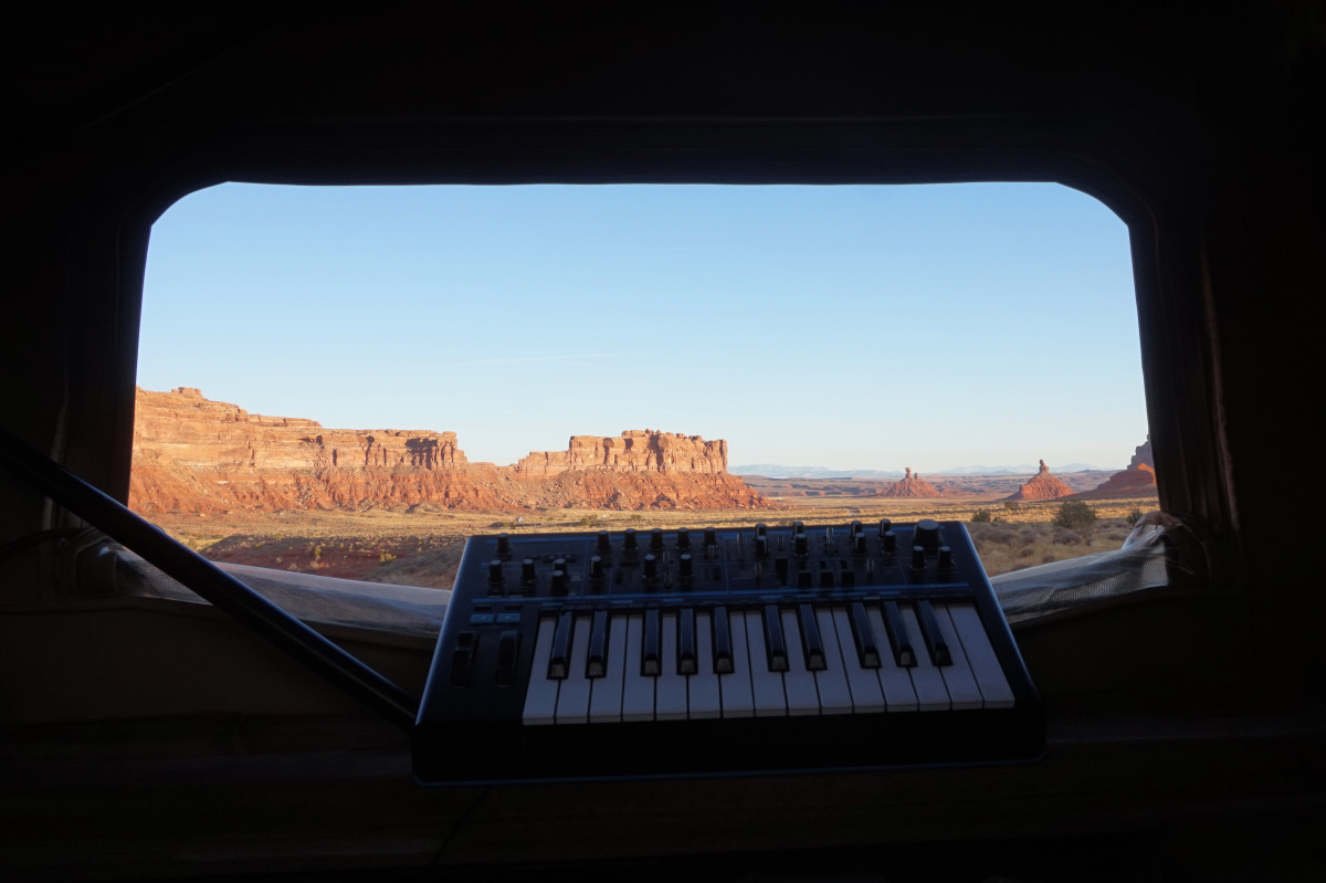 """Rolling Studio,"" Valley of the Gods"