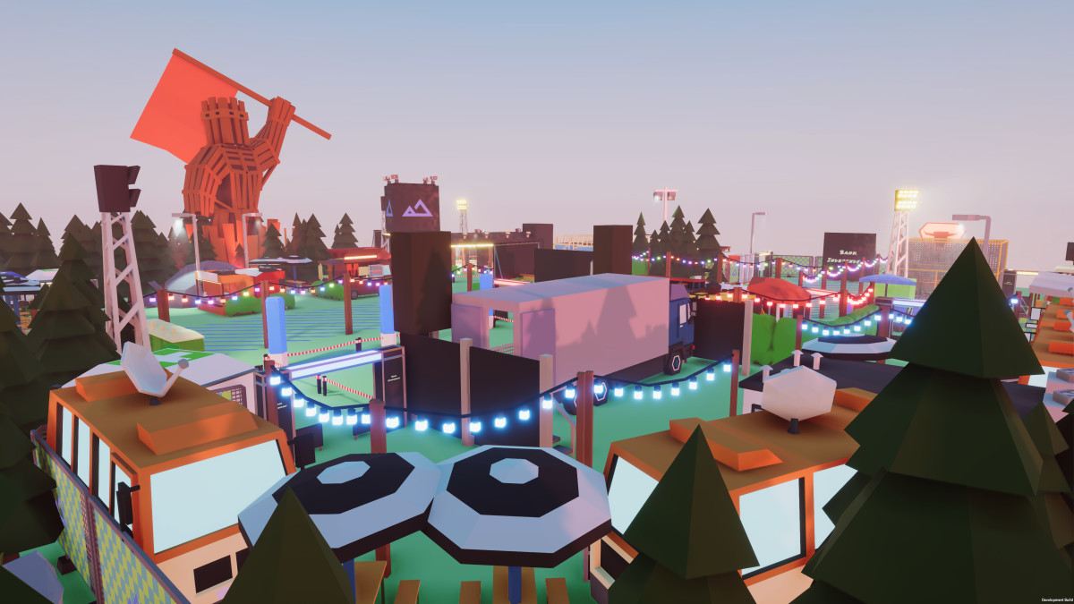 Festival Tycoon Video Game Steam