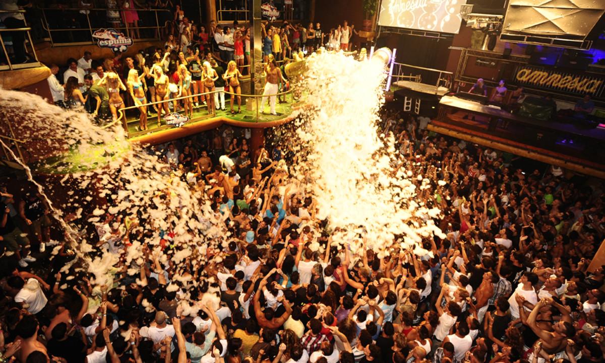 Amnesia Ibiza.