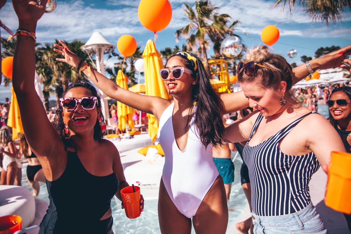 O Beach Ibiza Boat Club