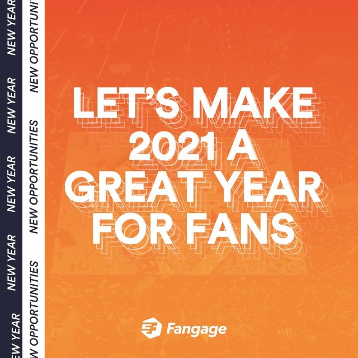 Fangage helps demystify social media algorithms to help artists and brands connect with fans in meaningful and direct ways.