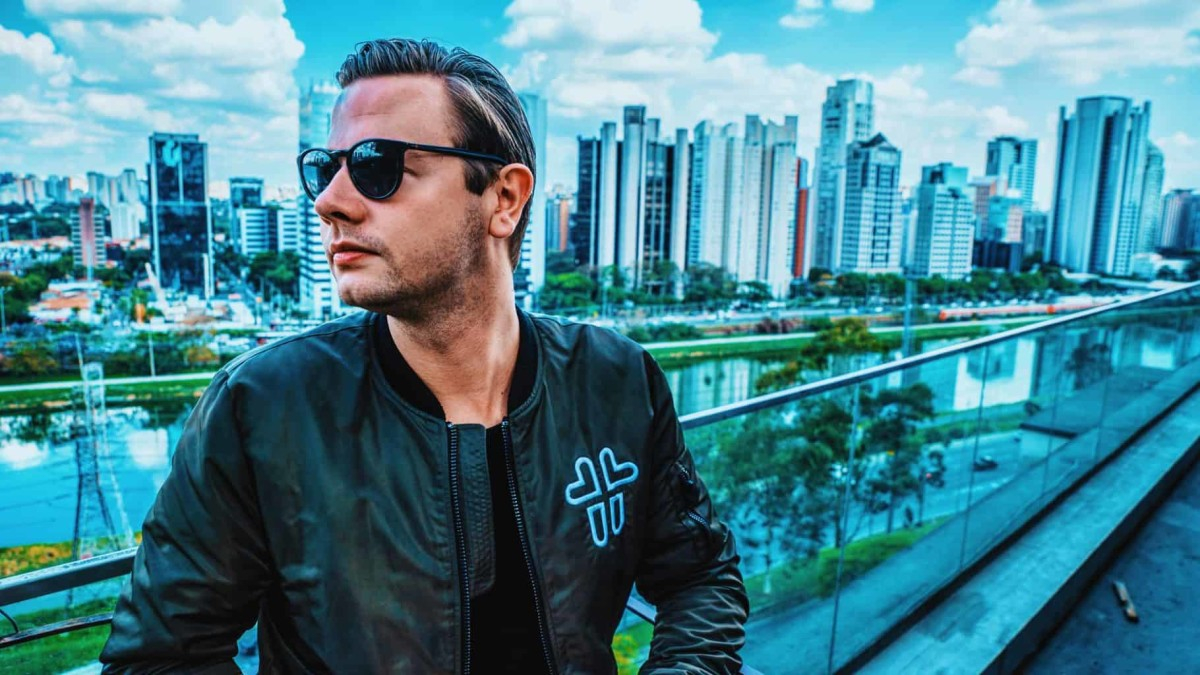 Sam Feldt, co-owner of Fangage and owner and founder of Heartfeldt Records.