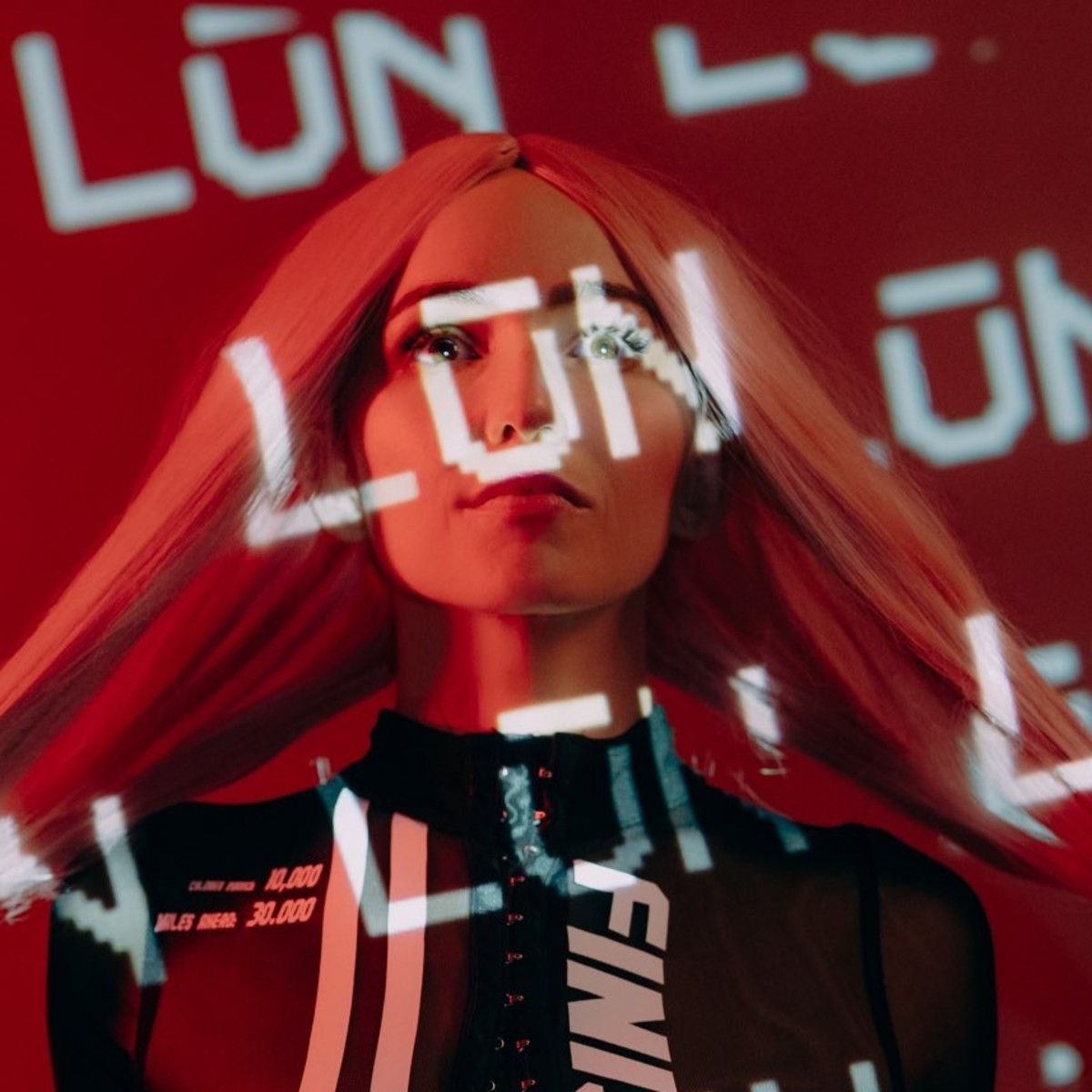 LŪN released her debut EP, haha i like it, via Fueled By Ramen.