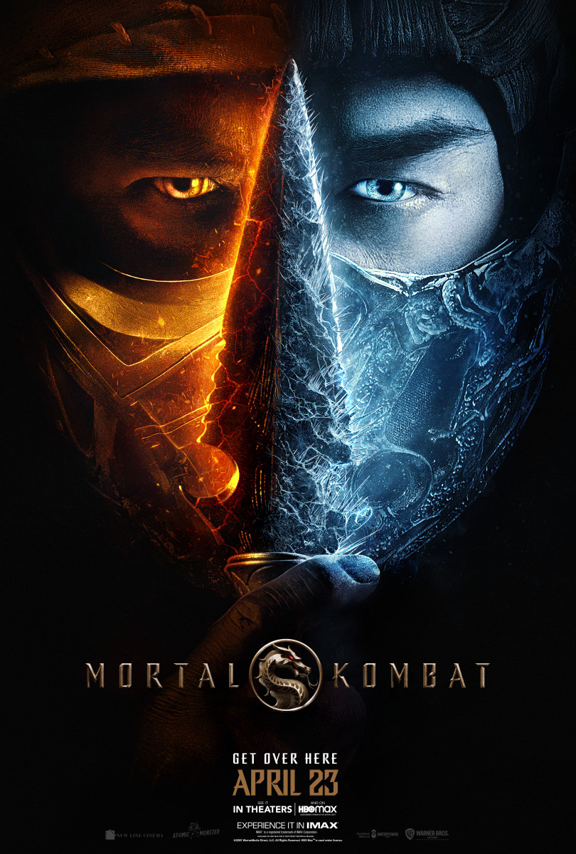Warner Bros. Pictures and New Line Cinema will release Mortal Kombat in the United States on April 23rd, 2021.