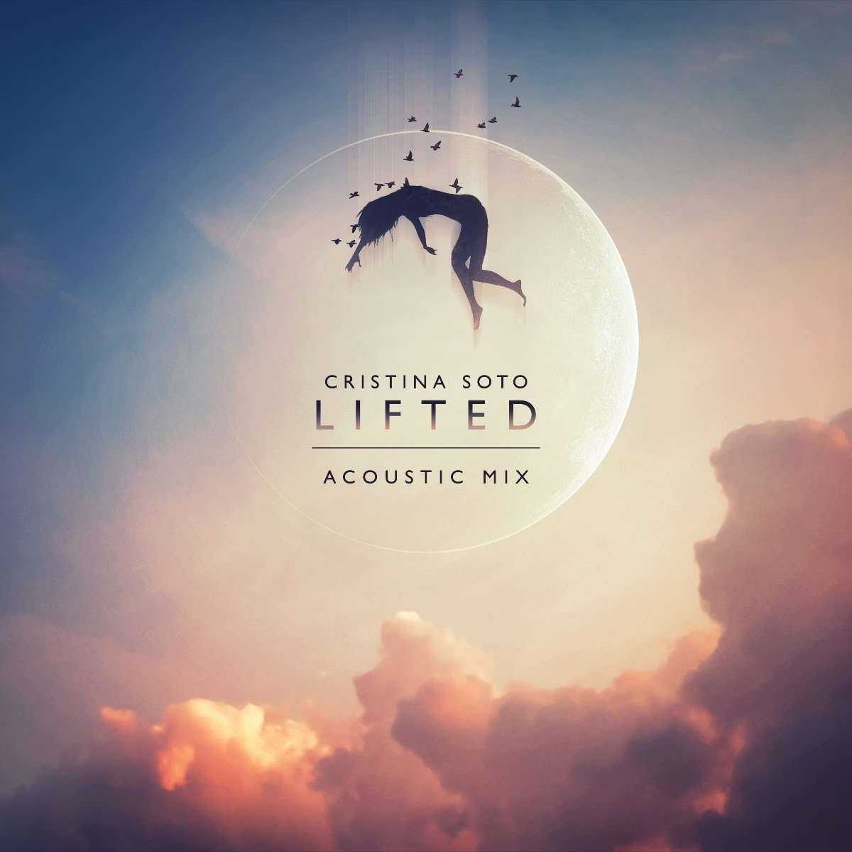 "Cristina Soto delivers lush acoustic version of Tritonal classic ""Lifted"""