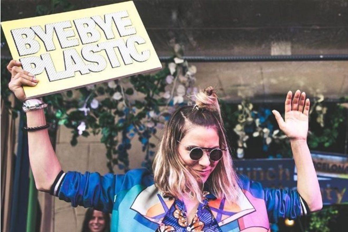 BLOND:ISH Bye Bye Plastic