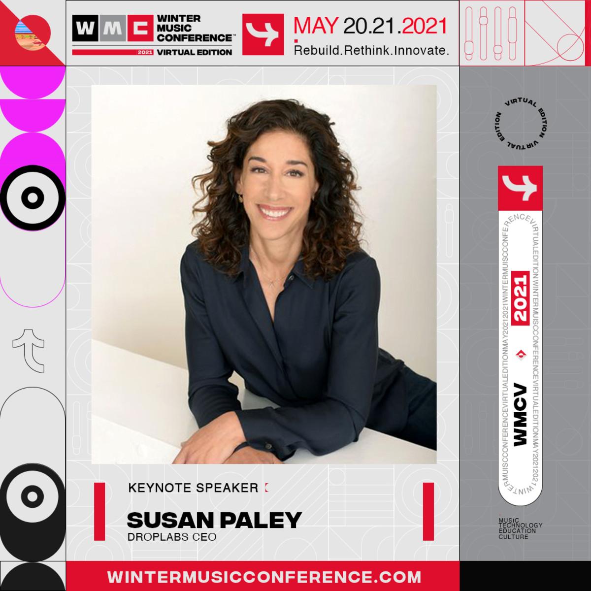 Keynote -Susan Paley