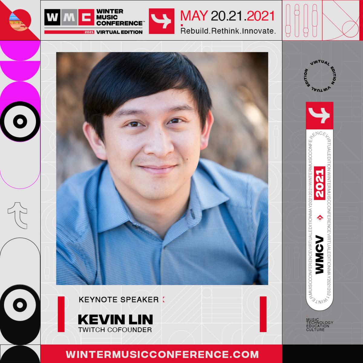 Keynote - Kevin Lin