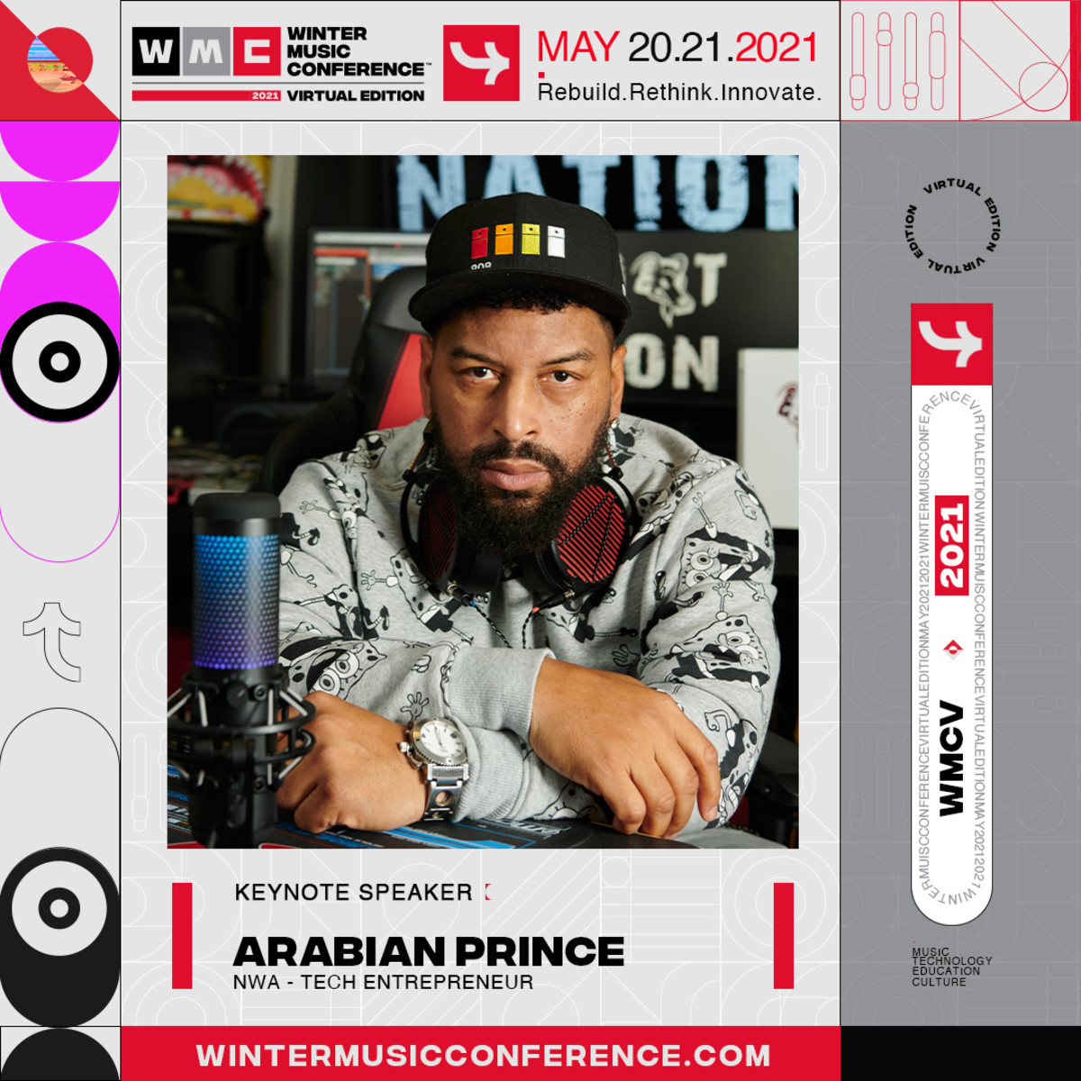 Keynote - Arabian Prince
