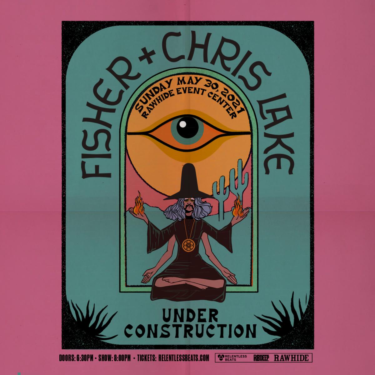 Fisher x Chris Lake