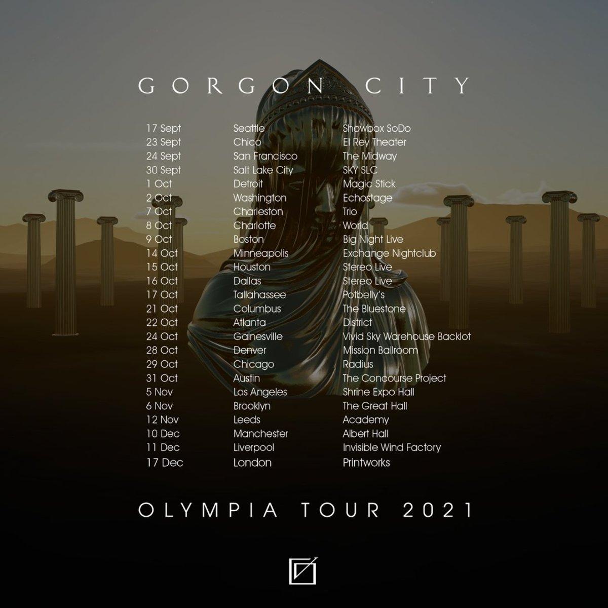 Gorgon City 2021