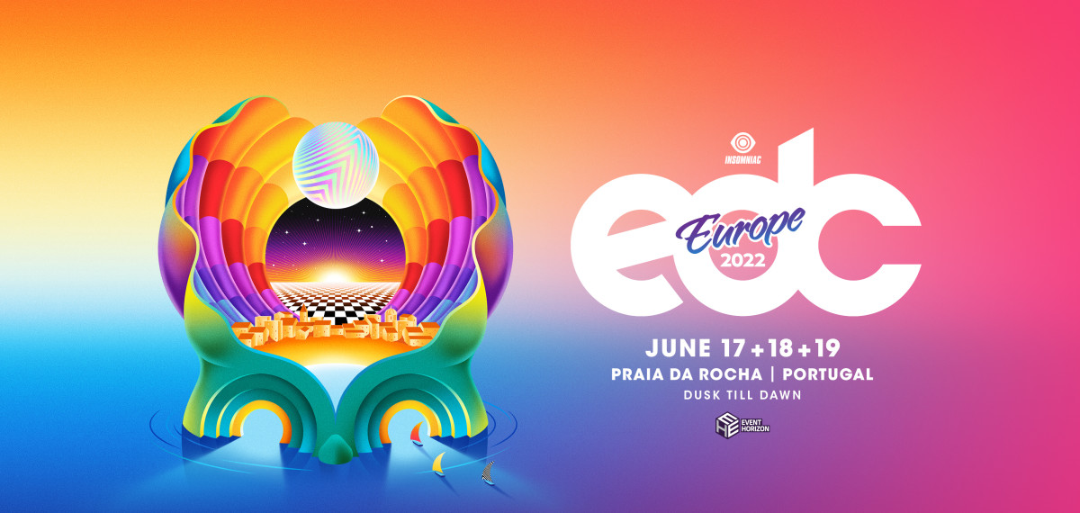Insomniac's inaugural EDC Portugal music festival has been pushed to 2022 due to COVID-19 concerns.