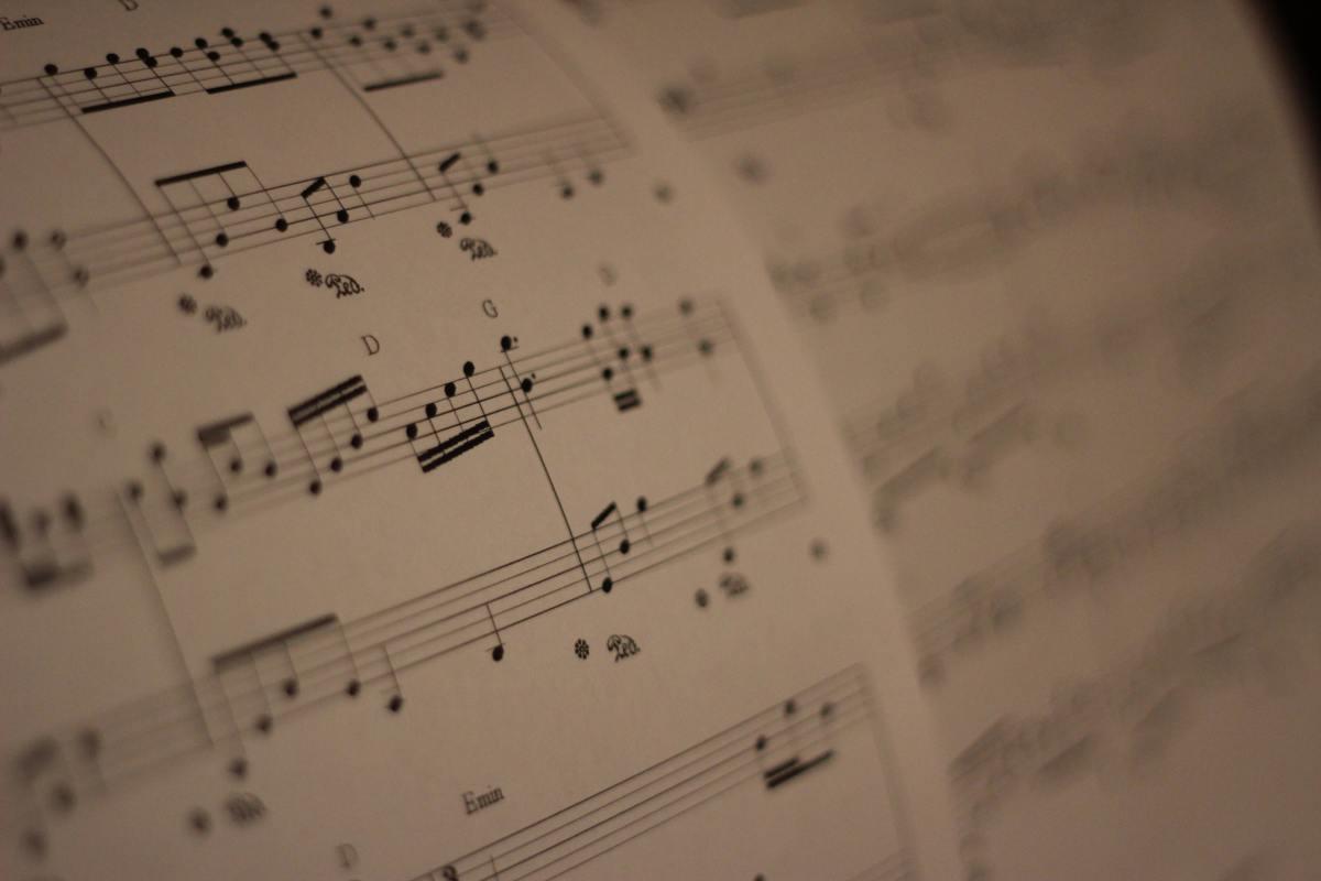 music sheet general