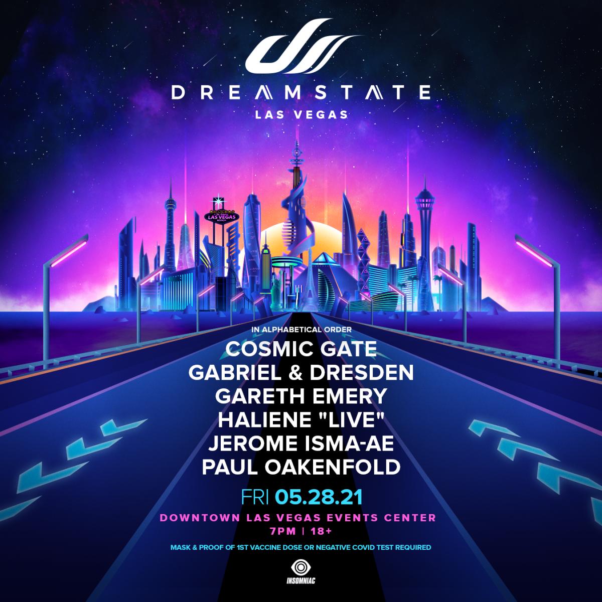 Dreamstate Las Vegas