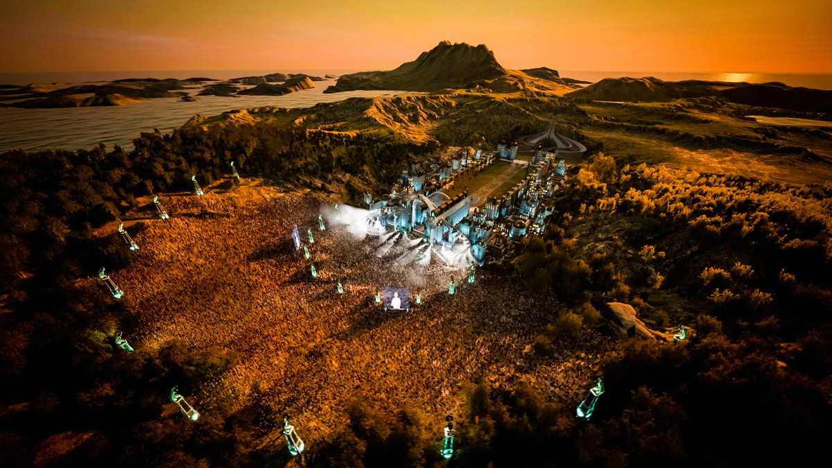 Iconic music festival Tomorrowland was forced to go virtual for a second year after the Dutch government denied a permit request due to the impact of COVID-19.