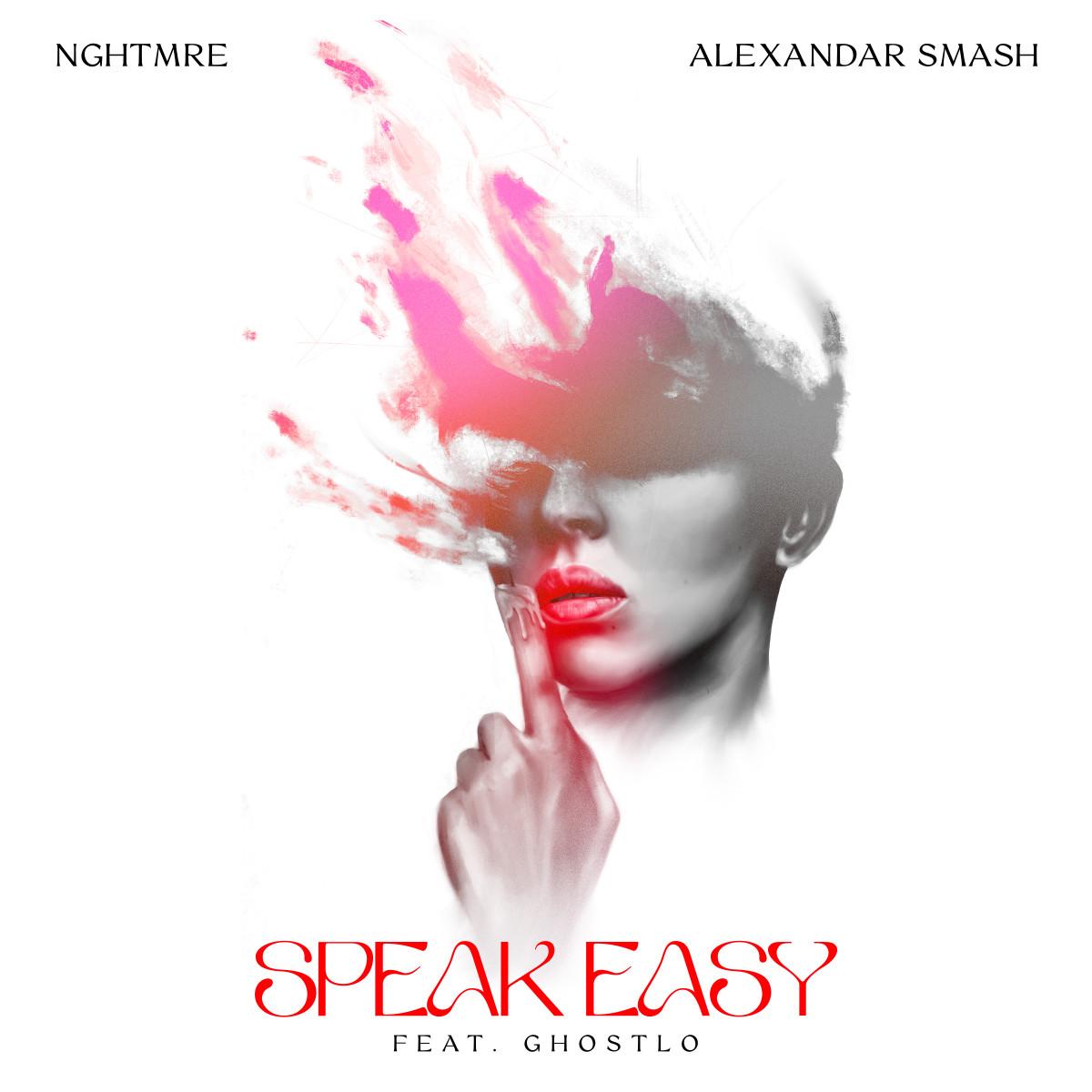 Обложка для нового сингла NGHTMRE и Александра Смэша