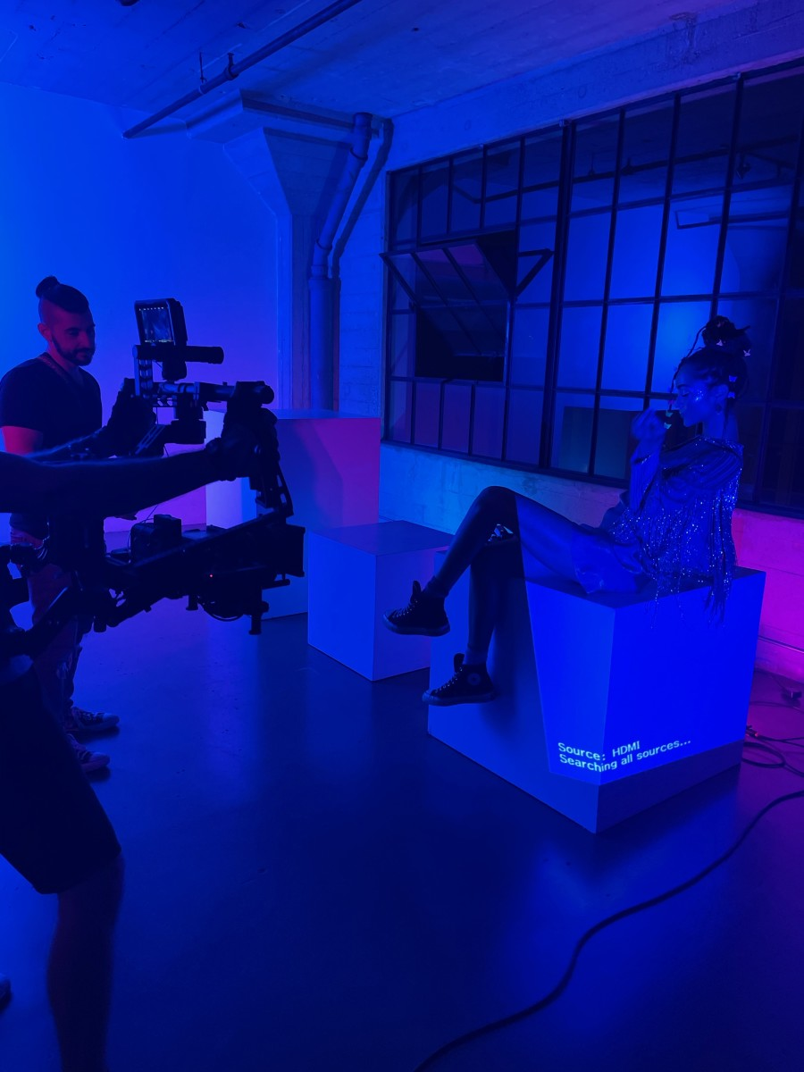 """Behind the scenes of the music video for """"You're The One For Me"""" by Destructo and TroyBoi."""