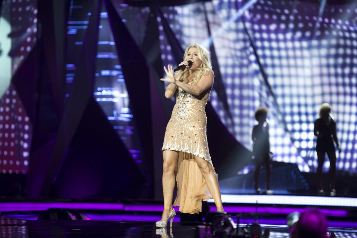Cascada Natalie Horler Eurovision Song Contest Sweden 2013