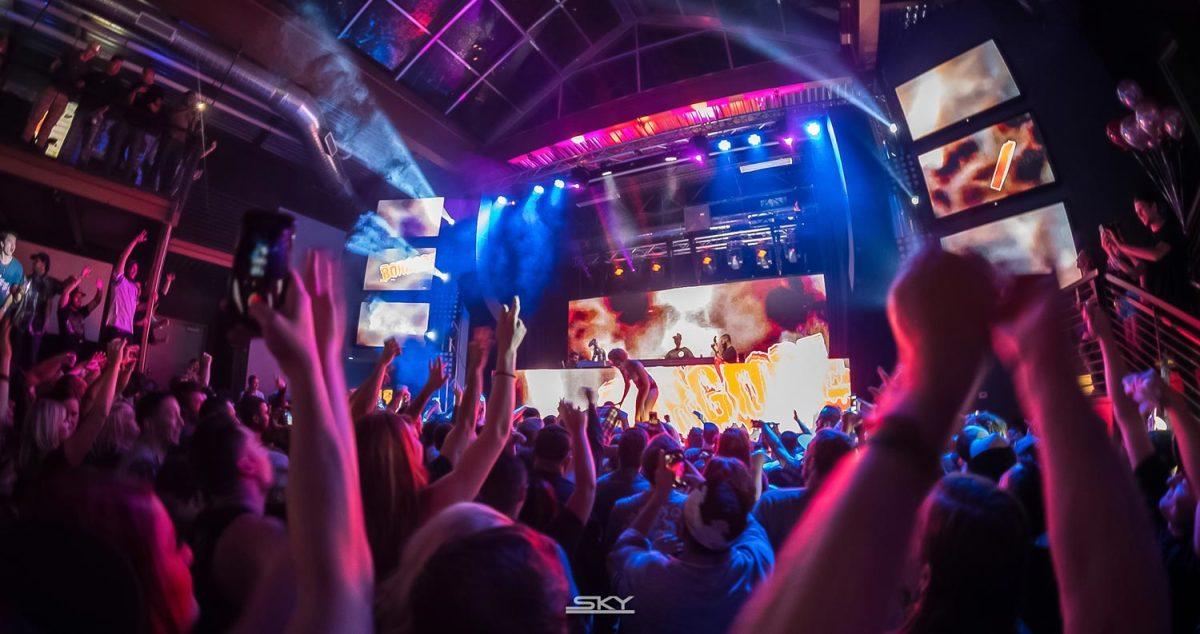 Salt Lake City nightclub Sky SLC.