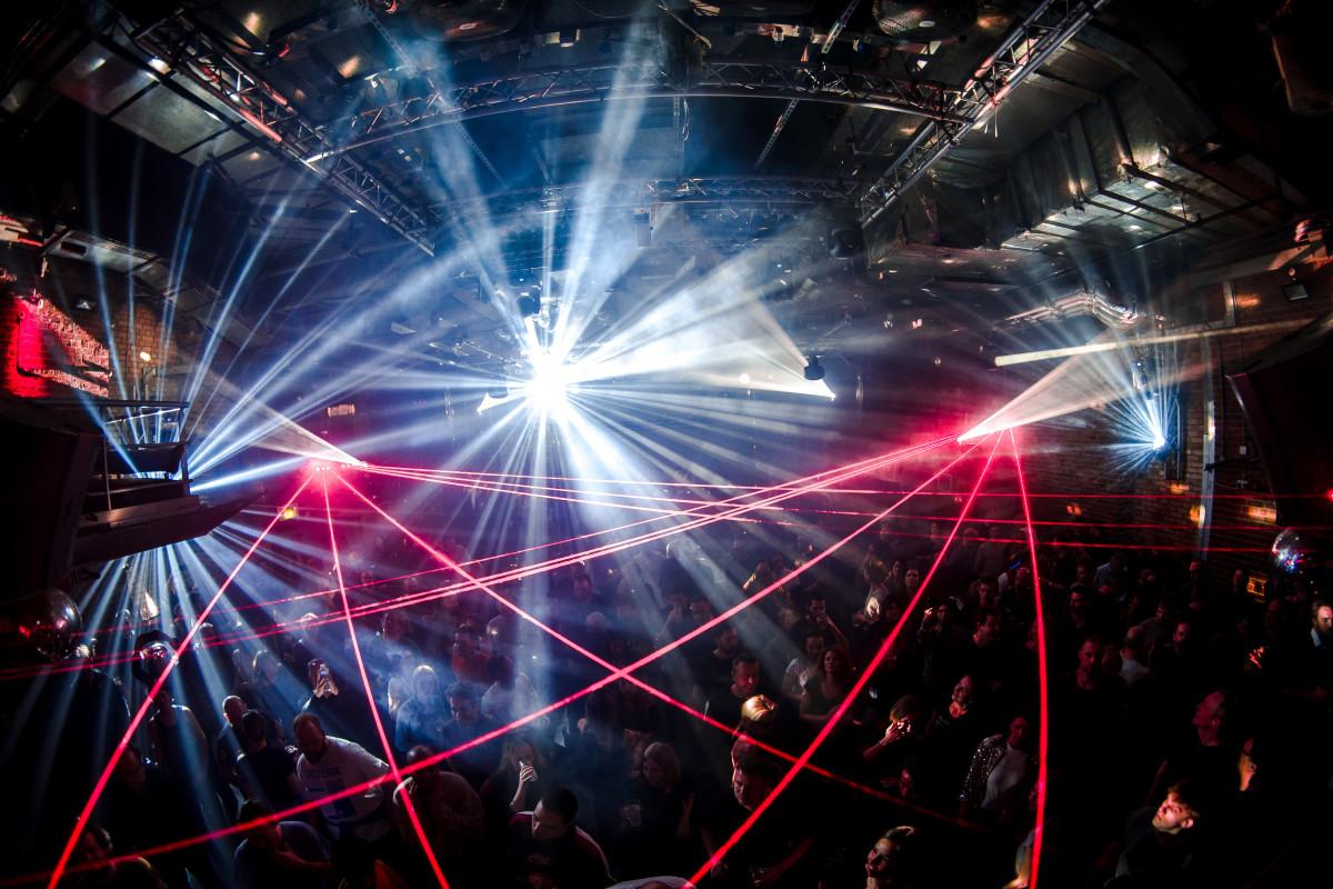 London's iconic fabric nightclub on January 3rd, 2020.